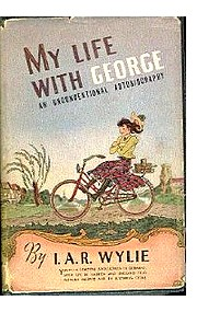 Cover of first US edition of 'My Life with George'