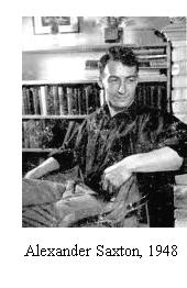 Alexander Saxton, 1948