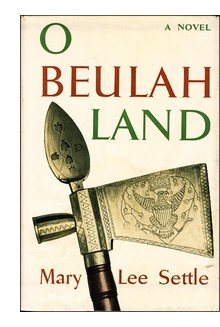 "Cover of first U.S. edition of ""O Beulah Land"""