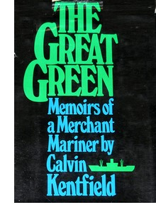 Cover of first U.S. edition of 'The Great Green'