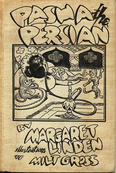 Milt-Gross-Pasha-the-Persian