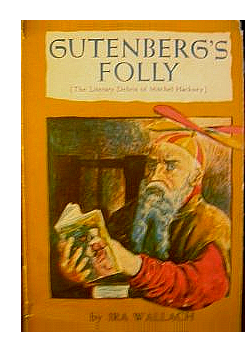 Cover of 'Gutenberg's Folly'