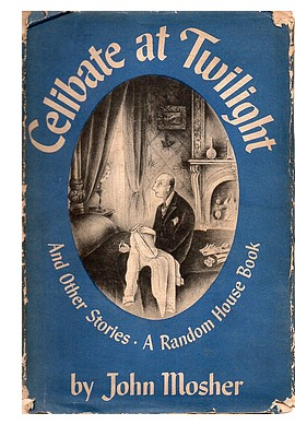 Cover of first US edition of 'Celibate at Twilight'