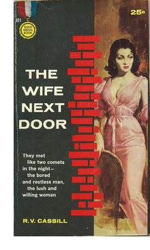 Cover of 'The Wife Next Door'