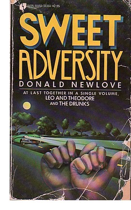 Cover of first US edition of 'Sweet Adversity'