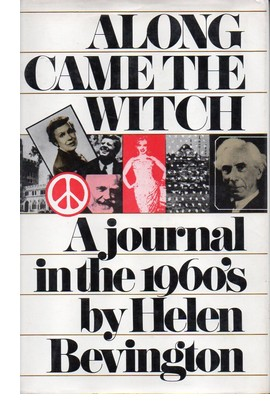 Cover of first U. S. edition of 'Along Came the Witch'