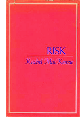 "Cover of first US edition of ""Risk"""