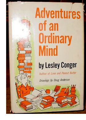 Cover of 'Adventures of an Ordinary Mind'