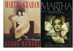 life of martha graham Martha graham is credited as artist dancer and choregrapher, the martha graham dance company she said, i have spent all my life with dance and being a dancer.