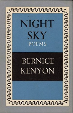 Cover of Bernice Kenyon's 'Night Sky'