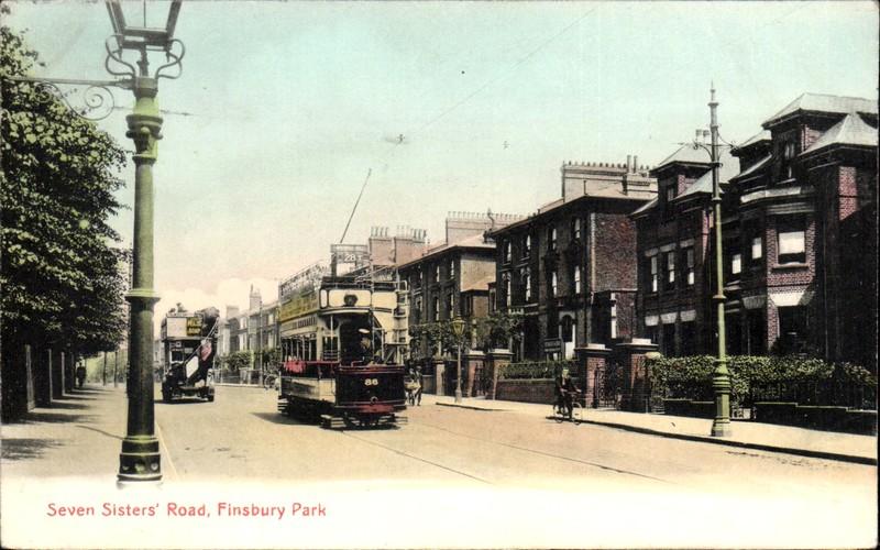 Seven_Sisters_Road_Finsbury_Park_1907