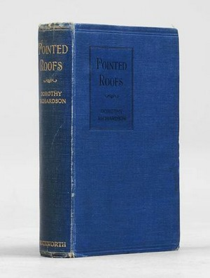 First UK edition of 'Pointed Roofs'