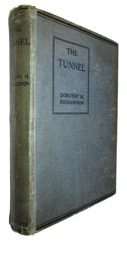 First UK edition of The Tunnel
