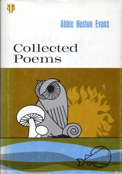 Cover of 'Collected Poems' by Abbie Huston Evans