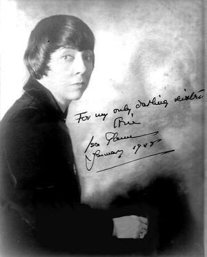 Isa Glenn, 1925