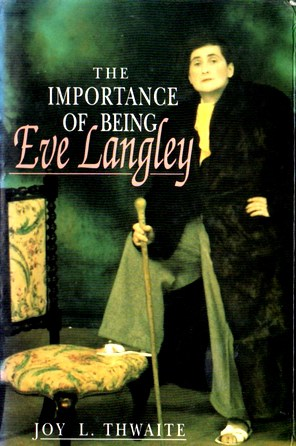 importance of being eve langley