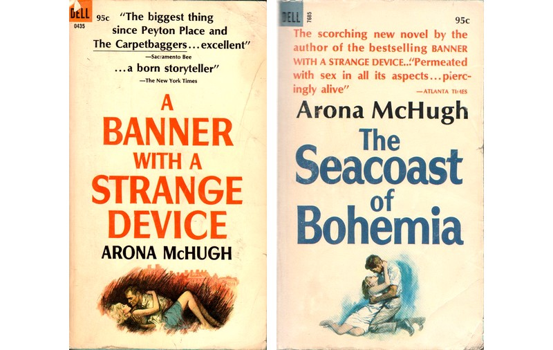 Arona McHugh - Banner with a Strange Device and The Seacoast of Bohemia