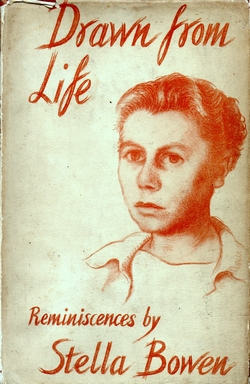 "Cover of first edition of ""Drawn from Life"""