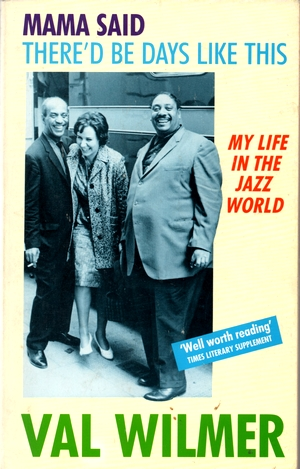 "Cover of first paperback edition of ""Mama Said There'd Be Days Like This"""