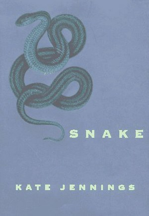 "Cover of US edition of ""Snake"""