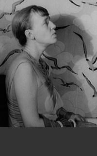Muriel Draper, photographed by Carl Van Vechten, 1934