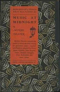 Front cover of 'Music at Midnight'