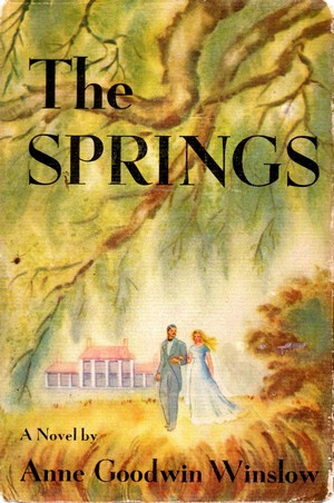 Cover of first US edition of 'The Springs'