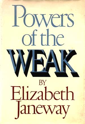Cover of Powers of the Weak