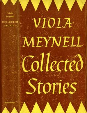 "Cover of 'Collected Stories"" by Viola Meynell"