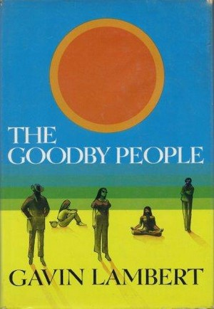 Cover of first US editiion of 'The Goodby People'
