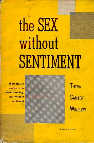 Cover of 'The Sex Without the Sentiment'