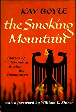 Cover of 1963 edition of The Smoking Mountain