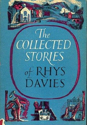 Cover of 'The collected Stories of Rhys Davies'